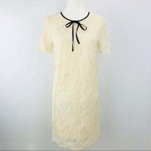 Halogen Lace Tunic Dress